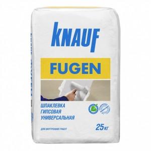 КНАУФ-Фуген 25кг,  шпатлевка гипсовая