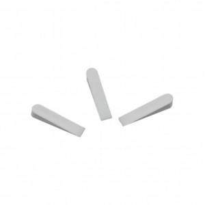 Клинья для керамики большие 0-8 мм (30шт/упак)
