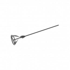 Венчик для миксера строительного для замеса лаков и красок (кругл.) 80х400мм 4-15кг