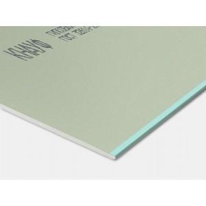 ТМ KNAUF  Гипсовая строительная плита влага (ГСП Н2) ПЛУК 2500*1200*12,5 (52 листа 156 м.кв)