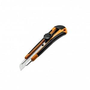 Нож с выдвижным лезвием 18мм (24шт/кор)