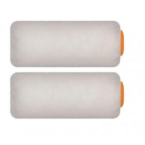 Валик МК сменный 5см (6) ядро 15мм, полиэстр филт,ворс 6мм -2ШТ (типа Velur, для решеток, оград)