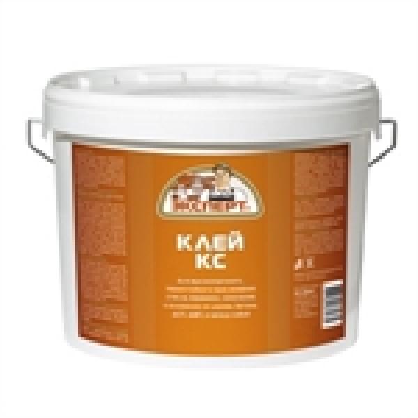 Клей КС термостойкий для облицовки печей и каминов, 5кг
