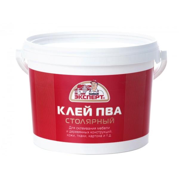 ЭКСПЕРТ Клей ПВА столярный -30С (2,1кг)