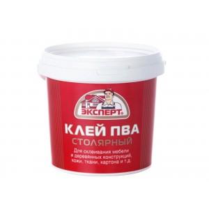 ЭКСПЕРТ Клей ПВА столярный -30С (0,9кг; 6шт)