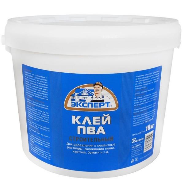 ЭКСПЕРТ Клей ПВА строительный -30С (0,9кг; 6шт)