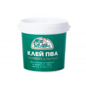 ЭКСПЕРТ Клей ПВА универсальный -30С (0,9кг; 6шт)