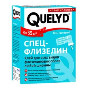 Клей QUELYD Спец-Флизелин 450гр (кор.15шт)