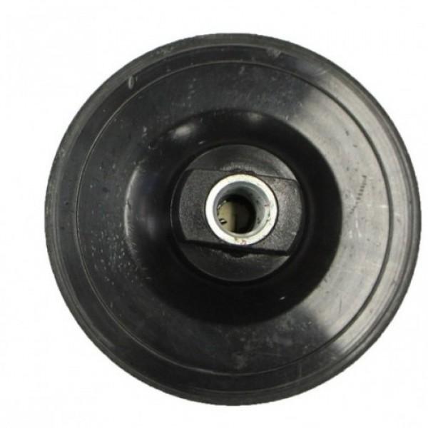 Диск резиновый FASTER TOOLS с липучкой М14 -125мм (для дисков по камню)