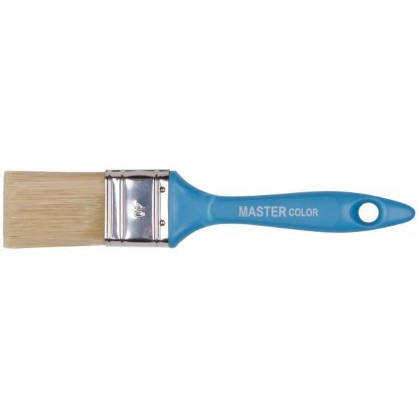 Кисть флейцевая для ВОДНЫХ лаков и красок  30 мм