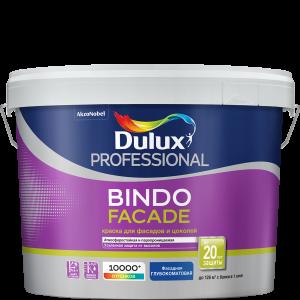 Краска Dulux Pro Bindo Facade  BC 9л