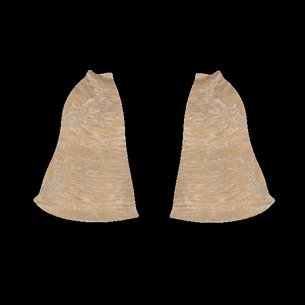 Наружный угольник ЛМ55 102 дуб алмело
