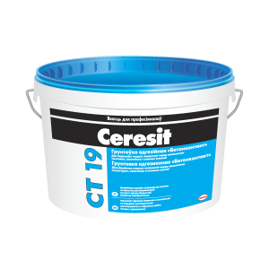 Ceresit CT19 Грунтовка адгезионная Бетонконтакт. 7,5кг