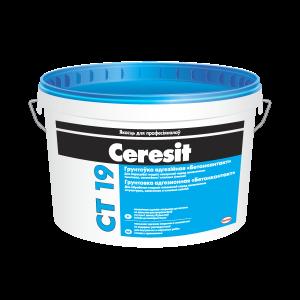 Ceresit CT19 Грунтовка адгезионная Бетонконтакт. 2л